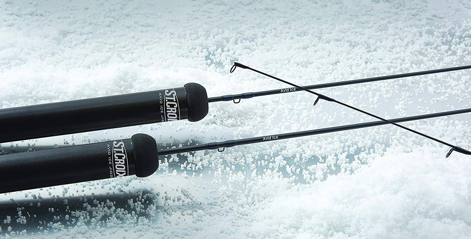 St. Croix Avid Jigging Series Ice Fishing Rod