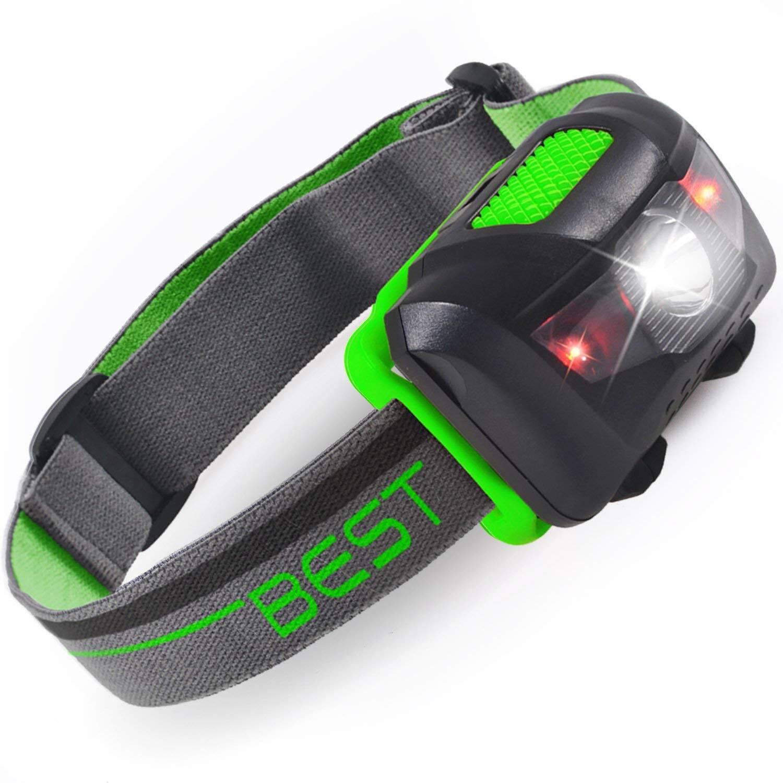 Best 4-Modes 120 Waterproof Headlamp