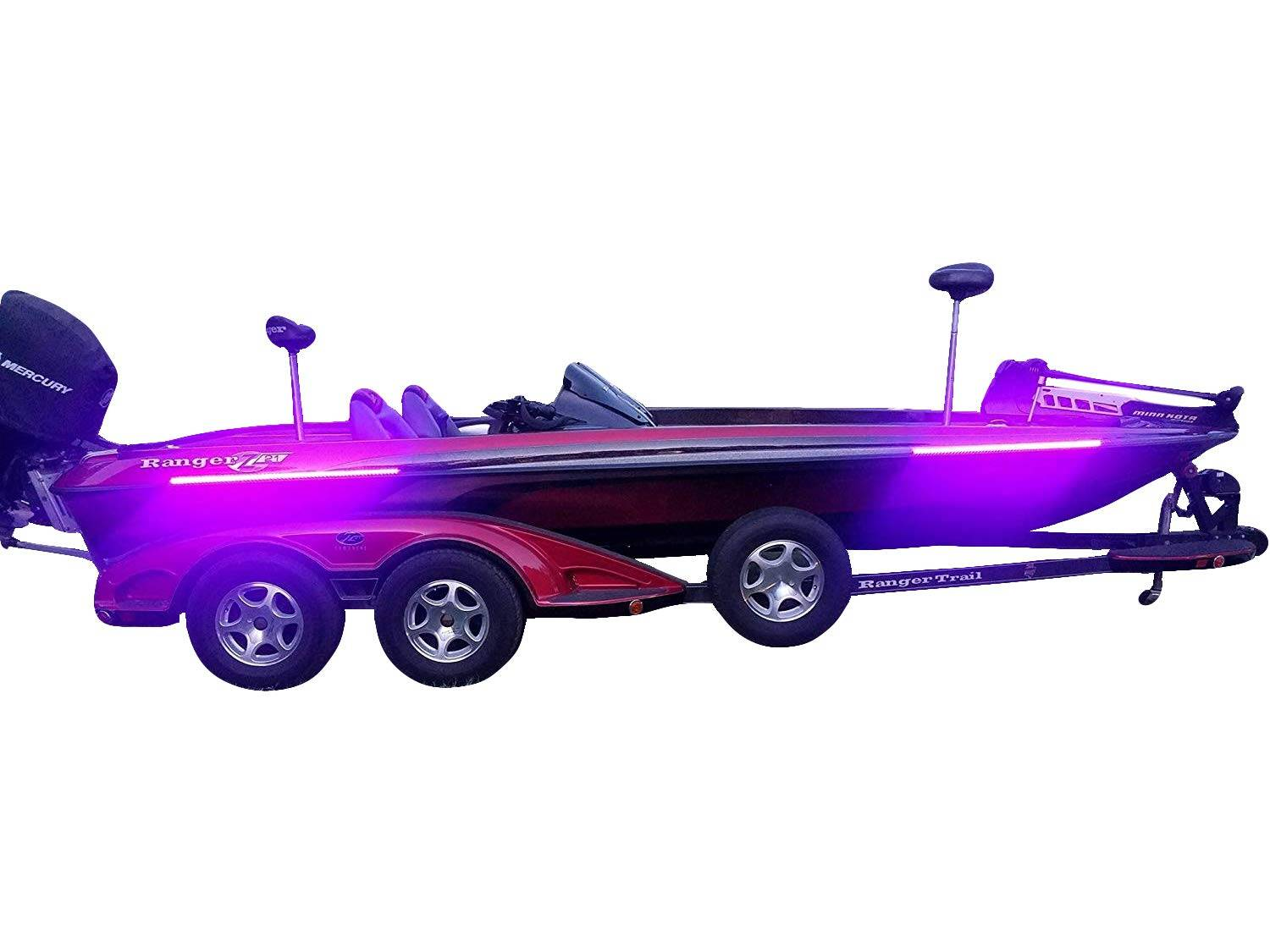 Fishing Vault High Output Ultra Violet UV Black Light