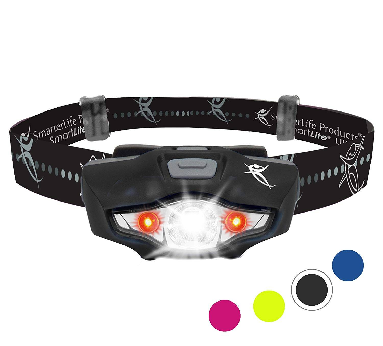 SmarterLife Headlamp with LED CREE