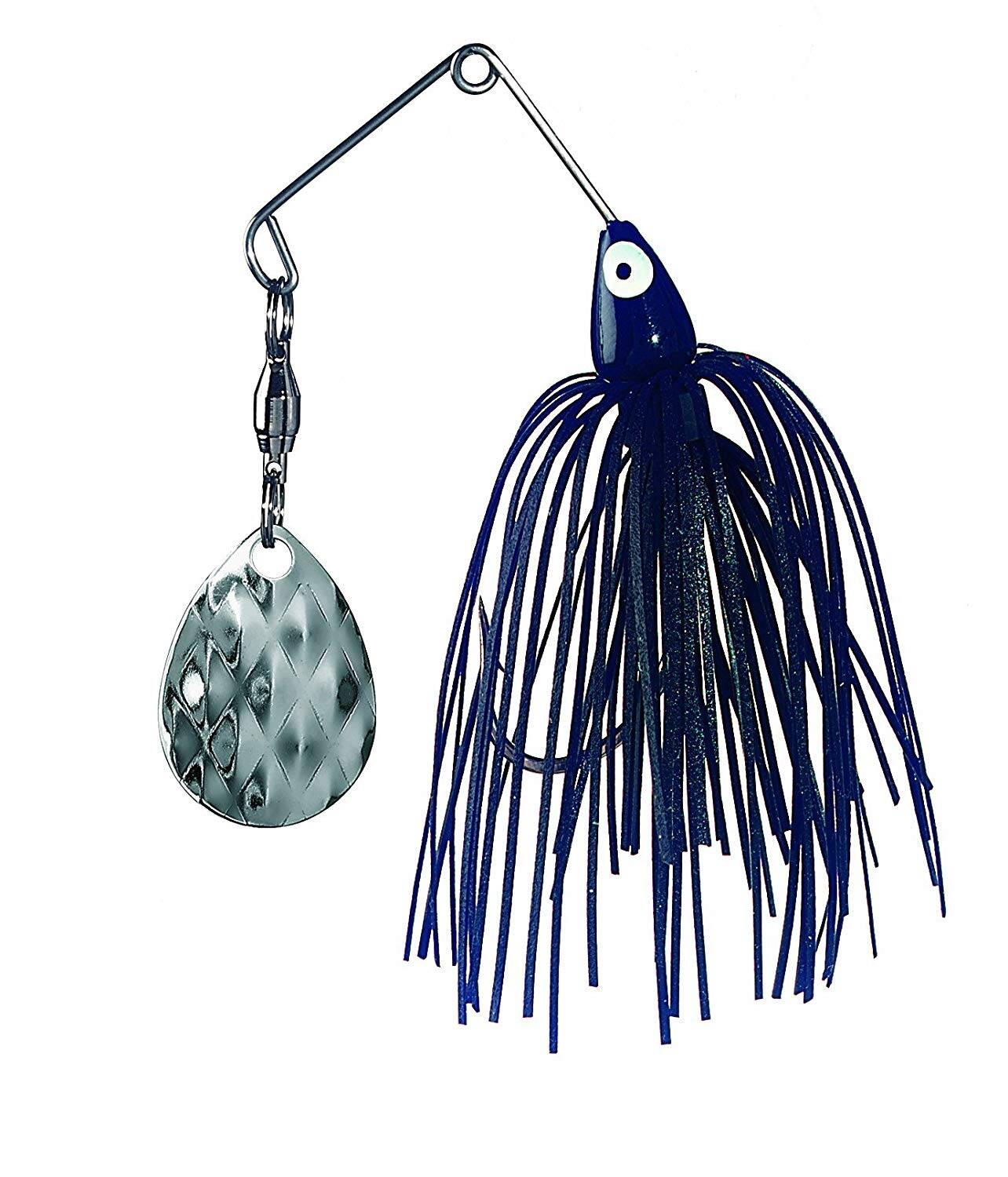 Strike King Mini-King Spinnerbait - Single Colorado Diamond Blade