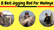 8 Best Jigging Rod For Walleye 2019 [Special Jigging Rod]