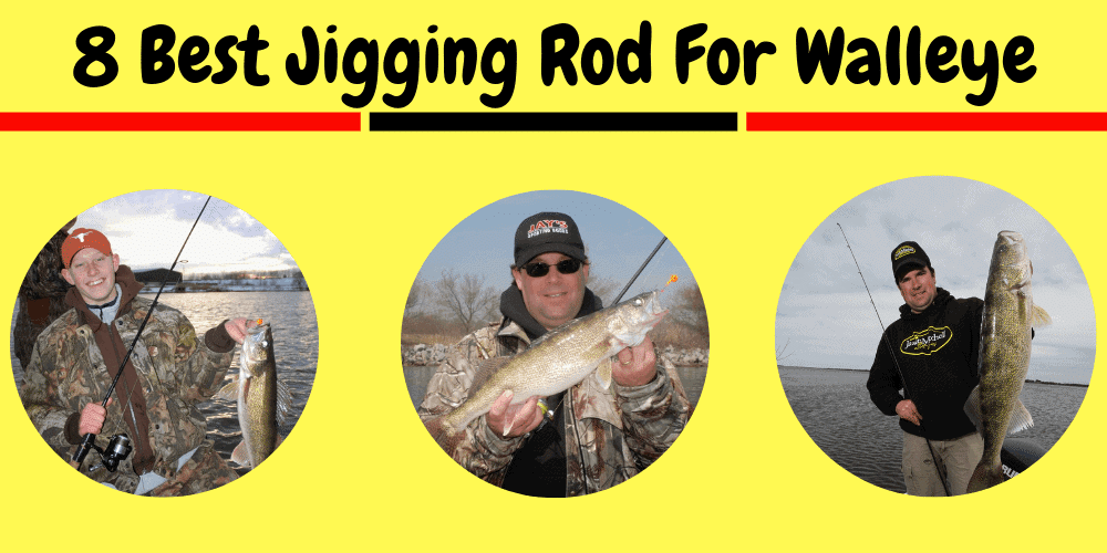 Best Jigging Rod For Walleye