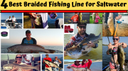 4 Best Braided Fishing Line For Saltwater 2019 [Saltwater Approved]