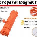 7 Best Rope for Magnet Fishing [2020]