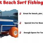 5 Best Beach Surf Fishing Carts In 2020 [Sand Special]