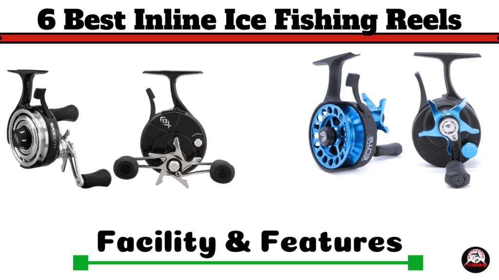 Best Inline Ice Fishing Reels